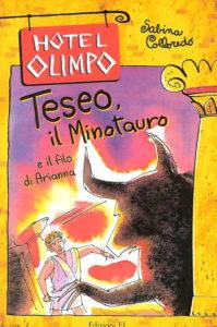 Teseo, il minotauro e il filo d'Arianna